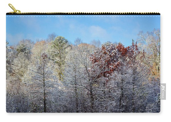 Snow Dust Carry-all Pouch