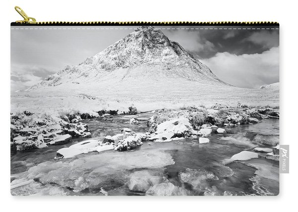 Snow In Glencoe Carry-all Pouch