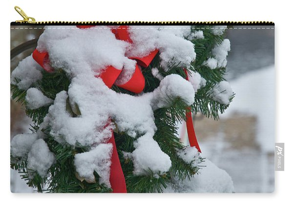 Snow Latern Carry-all Pouch