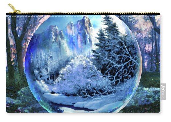 Snowglobular Carry-all Pouch