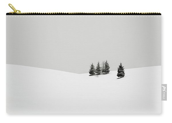 Snowscapes   Almost There Carry-all Pouch
