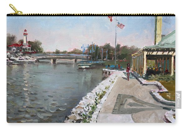 Snug Harbour Restaurant Carry-all Pouch