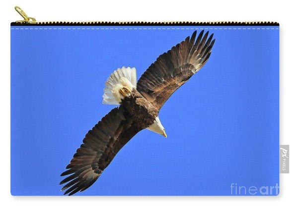 Soaring Into The Blue  Carry-all Pouch