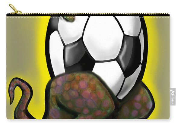 Soccer Zilla Carry-all Pouch