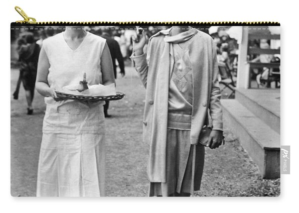 Society Women At Devon Charity Carry-all Pouch