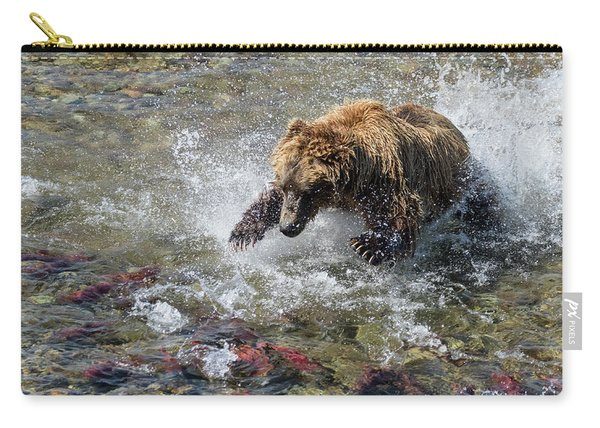 Sockeye In Sight  Carry-all Pouch