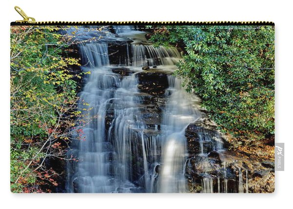 Soco Falls In Fall Carry-all Pouch