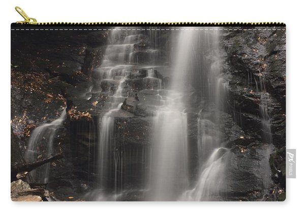 Soco Falls-portrait Version Carry-all Pouch