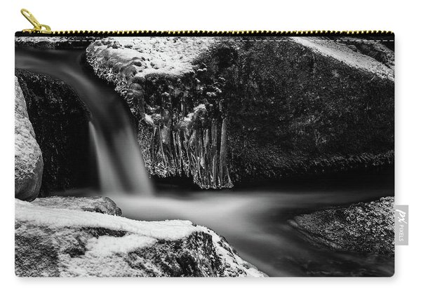 soft and sharp at the Bode, Harz Carry-all Pouch
