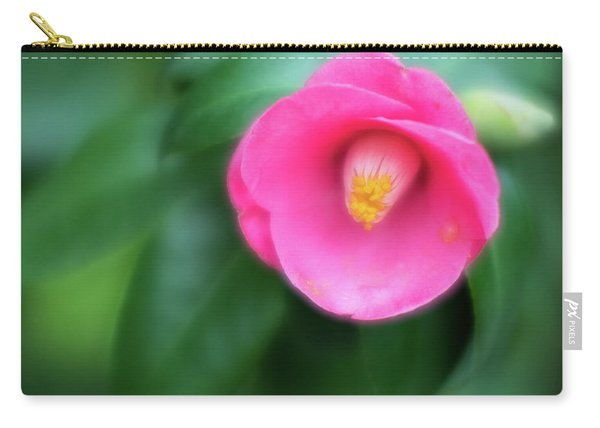 Soft Focus Flower 1 Carry-all Pouch