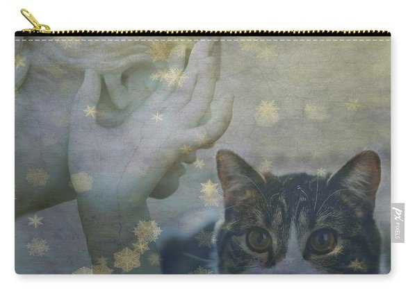 Softly Whispering I Love You  Carry-all Pouch