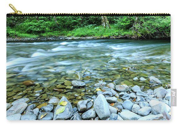 Sol Duc River In Summer Carry-all Pouch