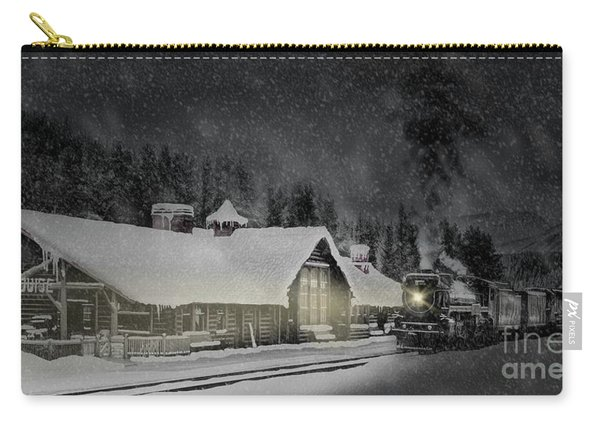 Solace From The Storm Carry-all Pouch