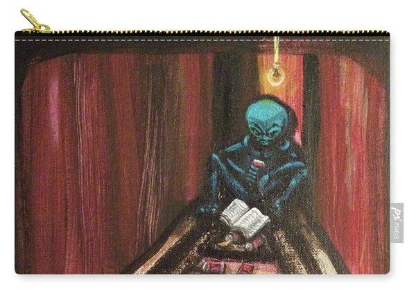 Solamente Alien Carry-all Pouch
