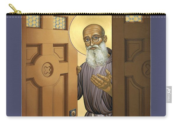 Bl. Solanus Casey - Lwvsc Carry-all Pouch