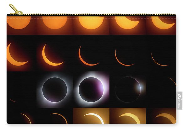 Solar Eclipse - August 21 2017 Carry-all Pouch