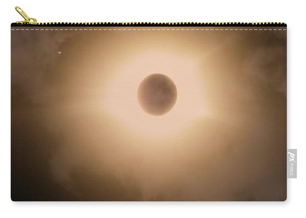 Solar Eclipse Catch The Moment Carry-all Pouch