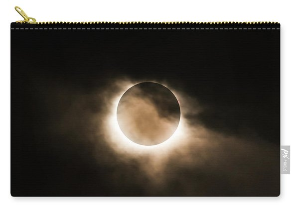 Solar Eclipse II Carry-all Pouch