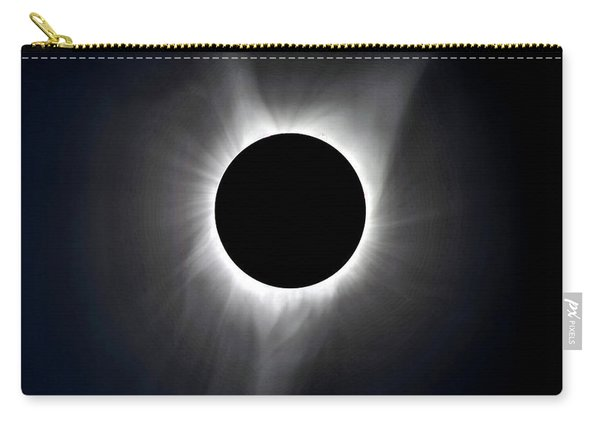 Solar Eclipse Totality Corona Carry-all Pouch