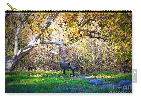 Solitude Under The Sycamore Carry-all Pouch