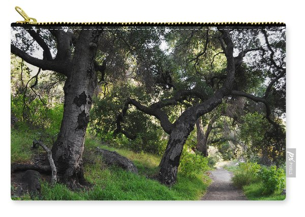 Solstice Canyon Live Oak Trail Carry-all Pouch