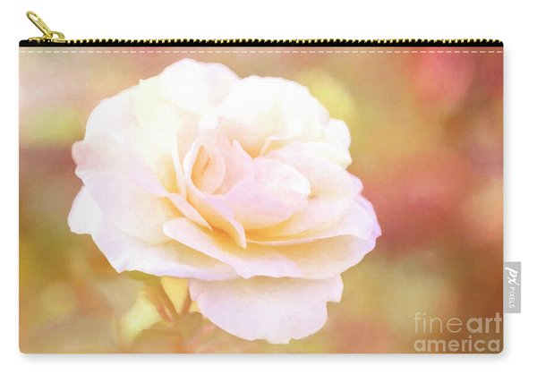 Solstice Rose Carry-all Pouch
