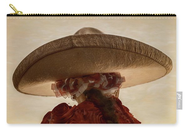 Sombrero Carry-all Pouch