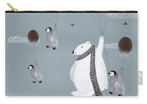 Some Day I'll Fly Away Carry-all Pouch