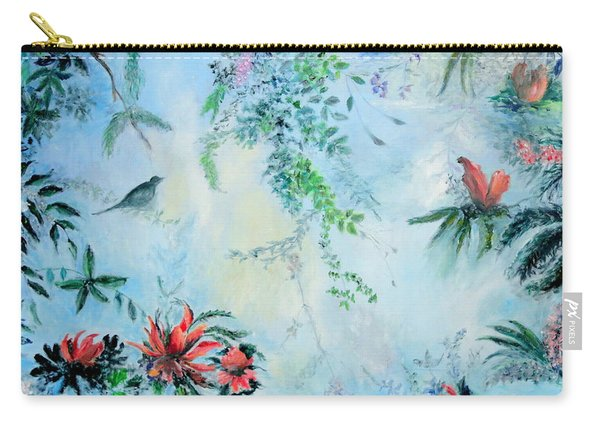Somewhere In Paradise Carry-all Pouch