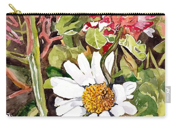 Somewhere In The Grass Carry-all Pouch