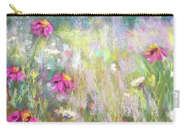 Song Of The Flowers Carry-all Pouch
