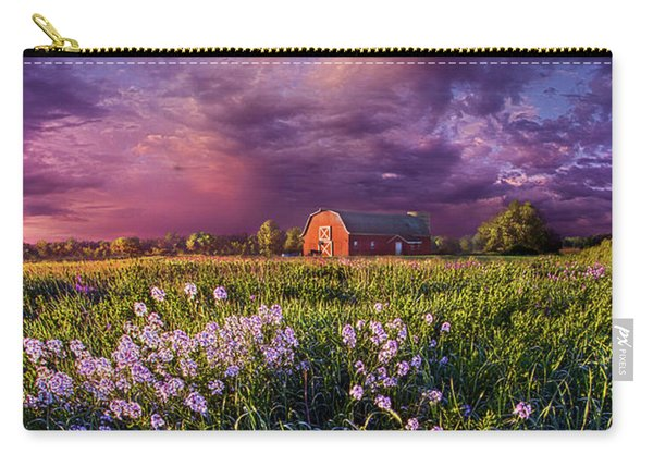 Songs Of Days Gone By Carry-all Pouch