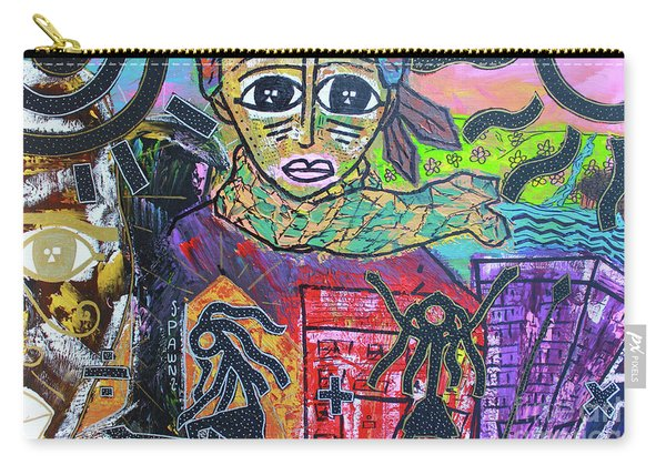 Songs Of Our Lineage Carry-all Pouch