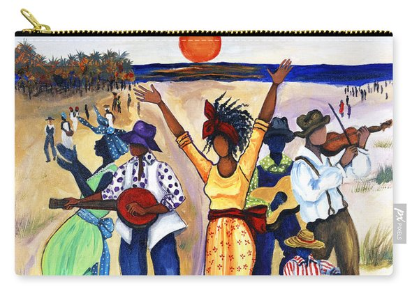 Songs Of Zion Carry-all Pouch