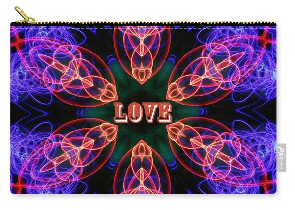 Sonic Love Carry-all Pouch
