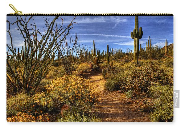 Sonoran Spring 01 Carry-all Pouch