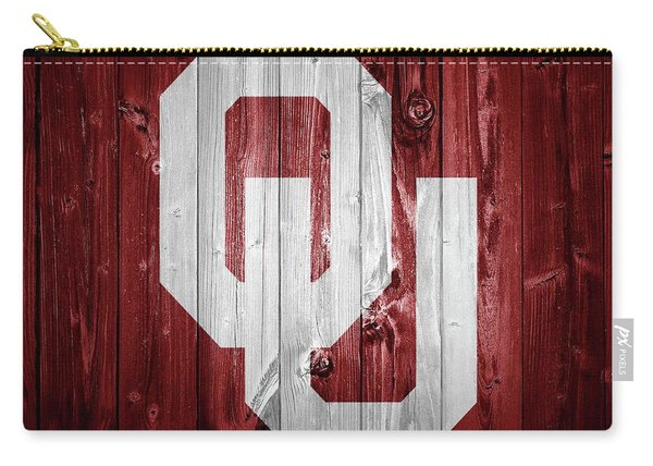 Sooners Barn Door Carry-all Pouch