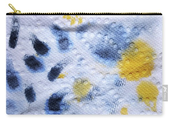 Soot And Sunshine Carry-all Pouch
