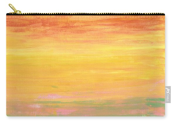 Sorbet Sunset Carry-all Pouch