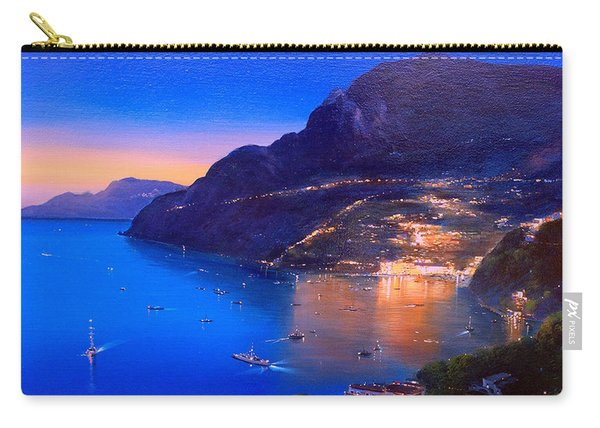 La Dolce Vita A Sorrento Carry-all Pouch