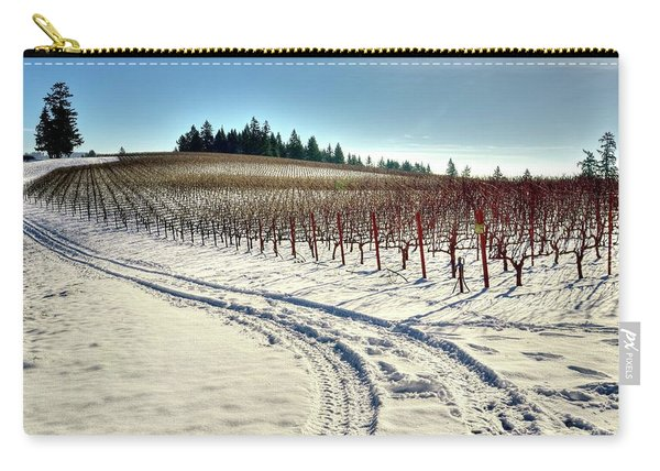 Soter Vineyard Winter Carry-all Pouch