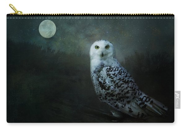 Soul Of The Moon Carry-all Pouch