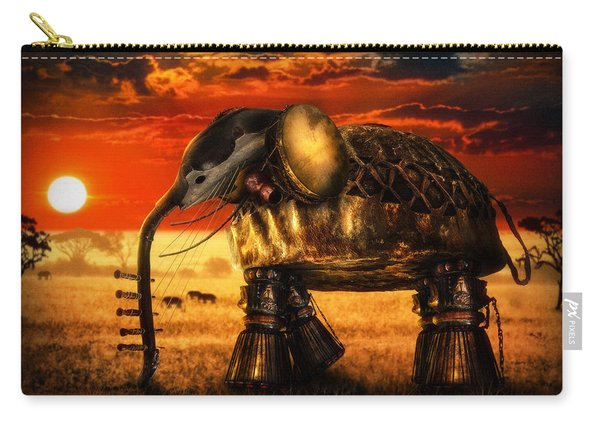 Sounds Of Cultures Carry-all Pouch