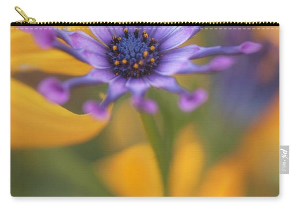 South African Daisy Carry-all Pouch