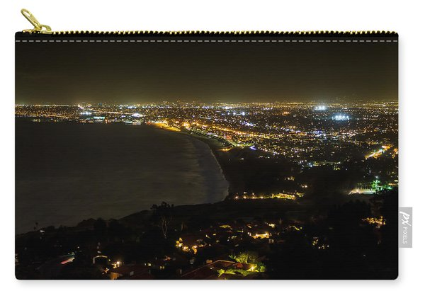 South Bay At Night Carry-all Pouch