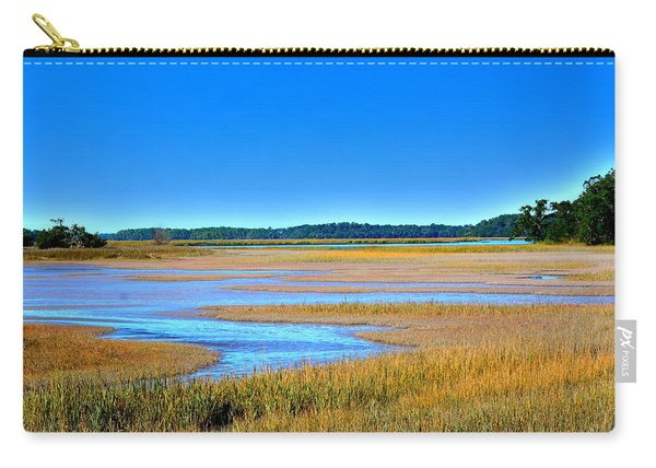 South Carolina Lowcountry H D R Carry-all Pouch