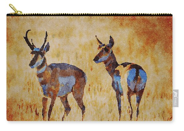 South Dakota 2017 Antelope Carry-all Pouch