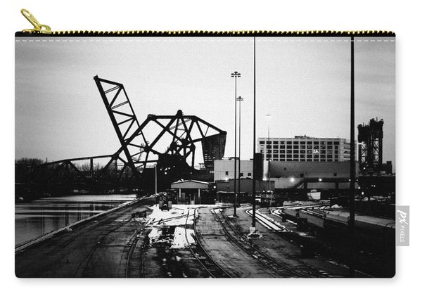 South Loop Railroad Bridge Carry-all Pouch