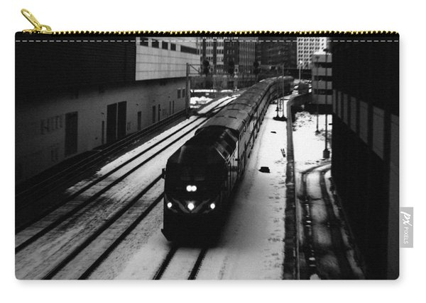 South Loop Railroad Carry-all Pouch