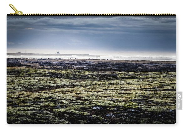 South West Iceland Carry-all Pouch